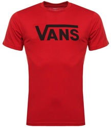 Vans Chilli Pepper Black Tshirt