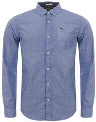 Hilfiger Denim Nautical Blue Shirt