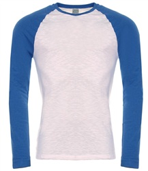 Jack Wills Blue Audley Long Sleeve T-Shirt