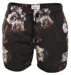 Siksilk Black Shorts