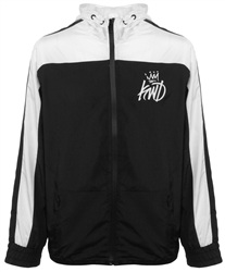 Kings Will Dream White & Black Jacket