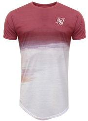 Siksilk Powder Rouge Wash Out Tee