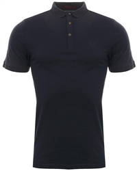 Dissident Navy Polo Shirt