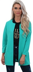 Only Arcadia Green Leco Textured Jacket