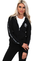 Gym King Black Envy Zip Hoody