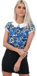 Influence Multi Floral Top
