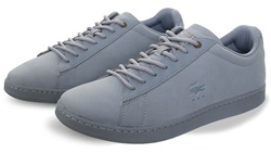 Lacoste Light Blue Carnaby Evo Trainer