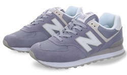 New Balance Purple Trained