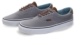 Vans Frost Gray-Acid Denim C&L Era 59 Shoes