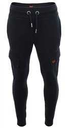 Superdry Eclipse Navy Cargo Pocket Cuffed Jogger