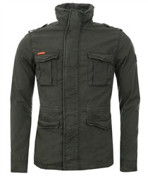 Superdry Patrol Khaki Classic Rookie Military