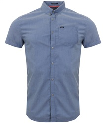 Superdry Classic Blue Marl University Oxford Shirt