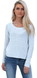 Only Halogen Blue Geena Knit Top