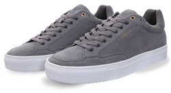 Siksilk Grey Phanton Lace Up Shoe