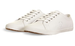Fred Perry White Trainer
