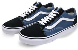 Vans Navy Old Skool Trainer