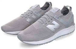 New Balance Grey 247 Rev Lite Classic Trainer
