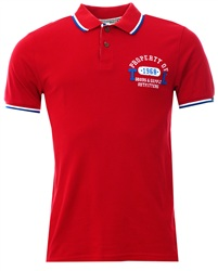 Tokyo Laundry Red Polo Shirt