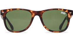 Superdry Green Sdr Super Farer Sunglasses