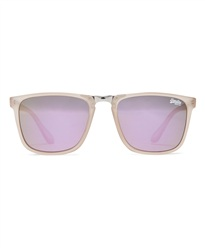 Superdry Rubberised Matte Pink Sdr Maverick Sunglasses