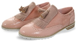 Escape Rose Pink Siena Two Brogue