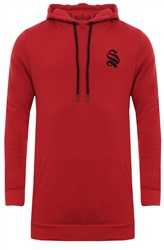 Sinners Attire Red Pullover Hoody