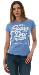 Superdry Seafoam Blue Real Vintage T-Shirt