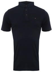 Kensington True Navy Landseer Polo