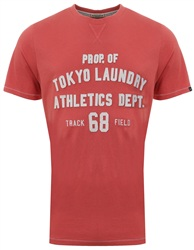 Tokyo Laundry Faded Rose Henryville Tee