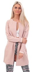 Vila Adobe Rose Naja New Longjacket