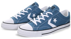 Converse Aegean Storm/White/Black Star Player Summer Twill