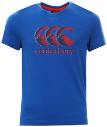 Canterbury Prince Blue Ccc Graphic T-Shirt