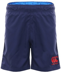 Canterbury Patriot Blue Vapodri Woven Run Short