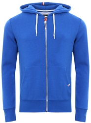 Superdry Royal La Athletic Zip Hoodie