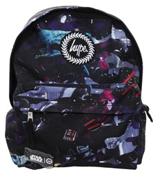 Hype Dark Side Camo Back Pack