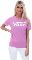 Vans Purple Flying V Crew Neck T-Shirt