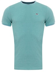 Le Shark Mint Birdseye Kiffen Short Sleeve Tee