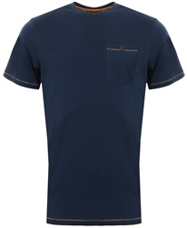 8th Shore Insignia Blue Short Sleeve Coco Pocket Tee