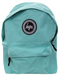 Hype Speckle Mint Back Pack