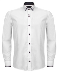 Ottomoda White White Shirt
