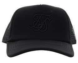 Siksilk Black Foam Trucker Cap