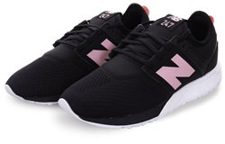 New Balance Black/Pink 247 Rev Lite Classic Trainer