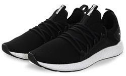Puma Black Nrgy Neko Running Shoes