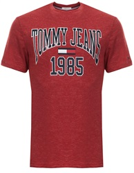 Hilfiger Denim Samba Collegiate Regular Fit T-Shirt