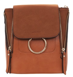 Koko Brown Back Pack Bag