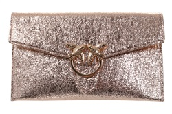 Koko Champagne Clutch Bag