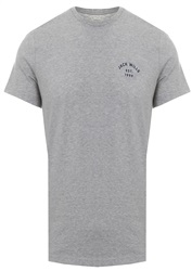 Jack Wills Light Ash Marl Clayesmoore T-Shirt