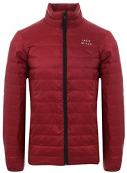 Jack Wills Damson Nevis Lightweight Down Jacket