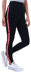 Superdry Navy Dry Athletics Sport Leggings