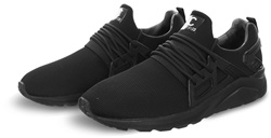 Certified Black/Mono Panel Lace Up Ct 8000 Runner